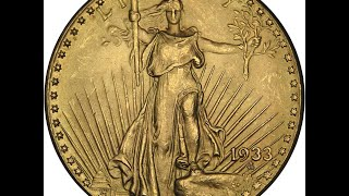 U.S. Government Ordered to Return 1933 Double Eagle Gold Coins