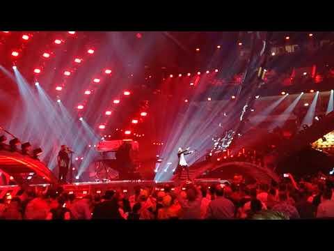 Eurovision 2018 Ukraine Mélovin - Under the Ladder (2 semi-final Live)