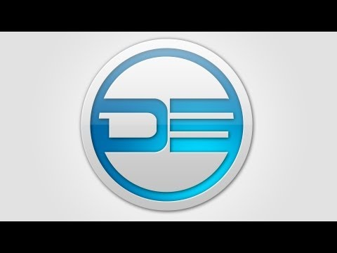 Photoshop CS6 - Clean Professional Logo Tutorial