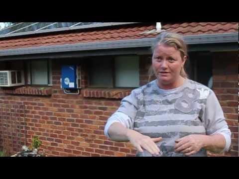 Quality, affordable solar systems - Brisbane, Australia - BioSolar Customer Story #58
