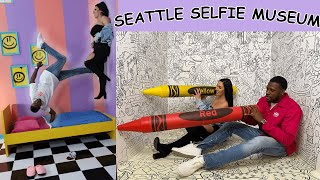 SEATTLE SELFIE MUSEUM (IS IT WORTH IT?)
