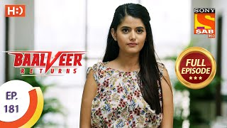 Baalveer Returns - Ep 181 - Full Episode - 1st September 2020