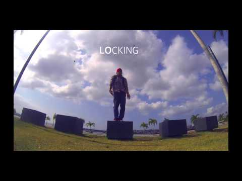 CLIP COSTA RICA 2015  POPPING - LOCKING - HOUSE DANCE