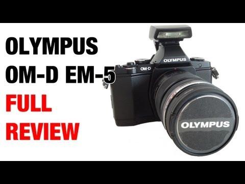 Olympus OM-D EM-5 Review