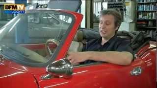 Garage HALLEUR restauration  reparation voiture collection region paca saint andiol