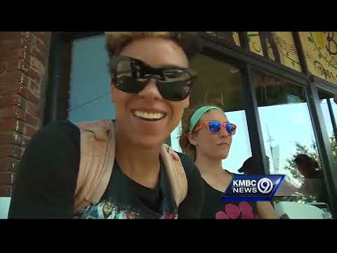 "PETRA on KMBC NEWS. Behind the Scenes: ""Raising the BBQ"" Commercial"