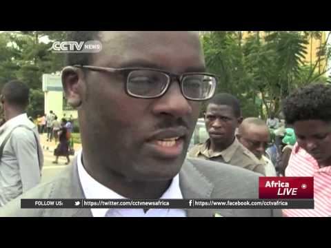 Rwandan protesters demand release of intelligence chief