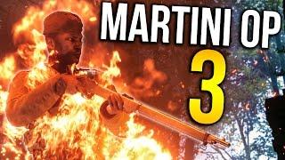 UNLOCKING SCOPED MARTINI   BATTLEFIELD 1 Scout Gameplay