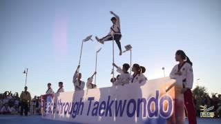 #THF Taekwondo Humanitarian Foundation La spettacolare tappa di Nettuno!