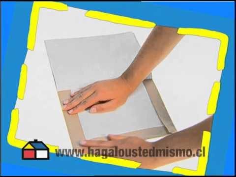 ¿Cómo forrar los cuadernos?