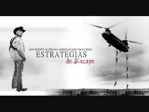 EL KOMANDER - ESTRATEGIAS DE ESCAPE - CARTELES UNIDOS