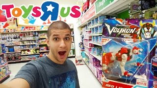 Toysrus Toy Hunting Vlog #4 - Shopping With James