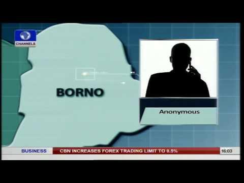 Calm Returns To Maiduguri After Nigerian Military Repel Boko Haram Attack
