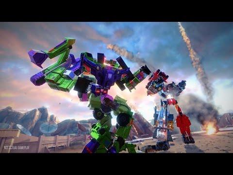 Transformers: Earth Wars - Combiners Wars Trailer