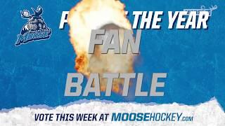 PLAY OF THE YEAR | Fan Battle