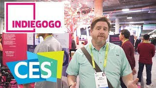 CES 2019 INDIEGOGO: How to run a marathon without leaving your desk