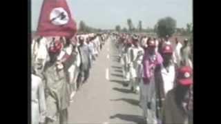 JSQM Long March - Voice of Hassan Sofani