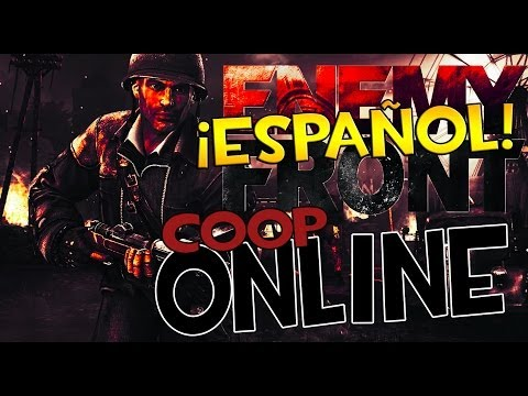 Enemy Front - PACK IDIOMAS + COOP ONLINE !!