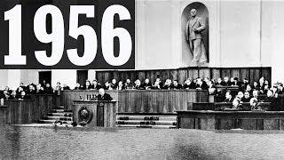 1956 - Khrushchev delivers his secret speech (Jamie Shea