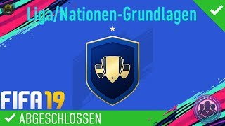 LIGA/NATIONEN-GRUNDLAGEN SBC! [BILLIG/EINFACH] | GERMAN/DEUTSCH | FIFA 19 ULTIMATE TEAM