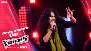The Voice Thailand - ไนท์ วิทวัส - Ooh! - 15 Jan 2017
