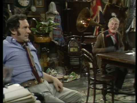 1/3 Steptoe & Son...Oh, What A Beautiful Mourning