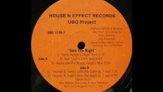 UBQ Project ‎- Into The Night (Krazy Fingers Mix) 1990