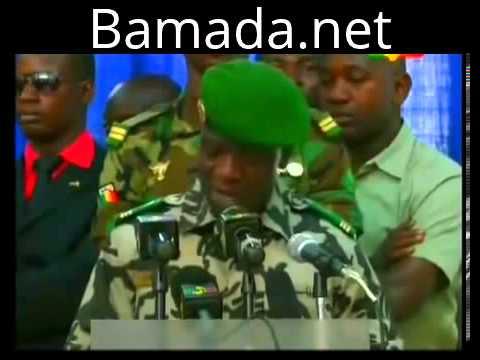 Réconciliation entre bérets verts et bérets rouges: Amadou Haya Sanogo demande pardon