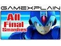 All Final Smashes in Smash Bros 3DS