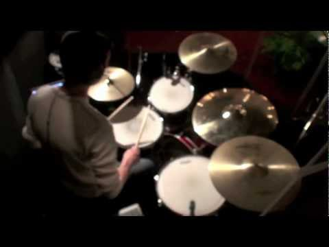 Stronger - Hillsong Live - Drum Cover video