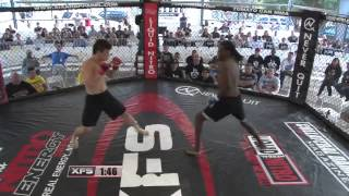 Frank Fay JR vs Tayo Davis XAFS Cerebral July 19, 2014