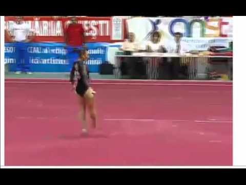 2011 Romanian Nationals Fx Finals - Catalina Ponor