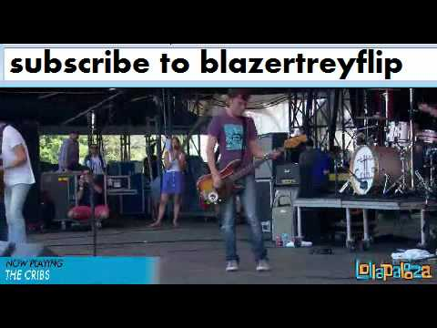 The Cribs - Ignore The Ignorant (Live At Lollapalooza)