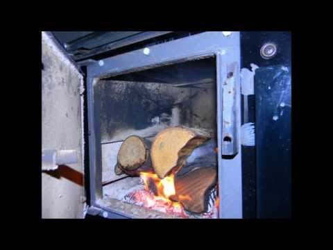 Northern Maine Homesteading -- The Pioneer Princess Woodcook Stove Install