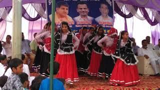 Best haryanvi dance by school girls
