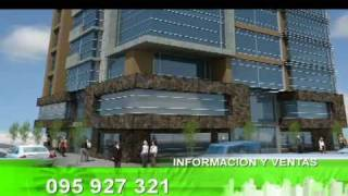 Edificio Shyris Century / Oficinas en Quito / VIPTV REAL ESTATE TV