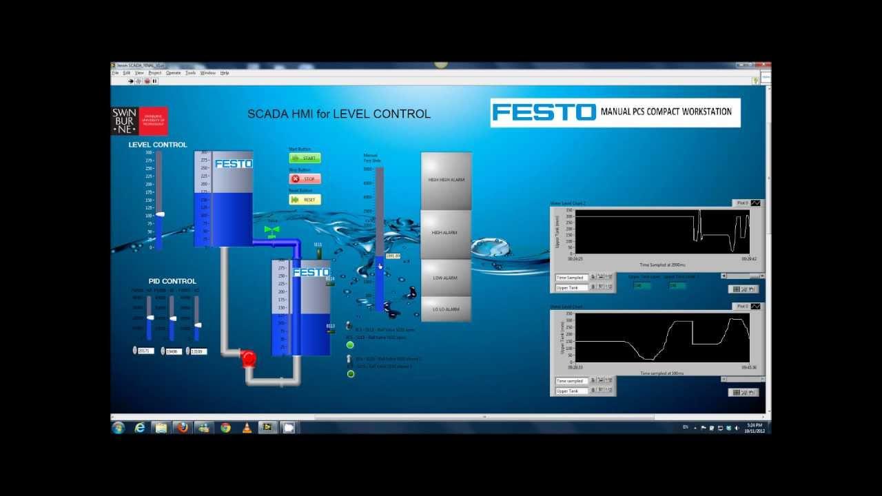 arduino to tv wiring diagram labview scada vi for watertank flow control youtube  labview scada vi for watertank flow control youtube