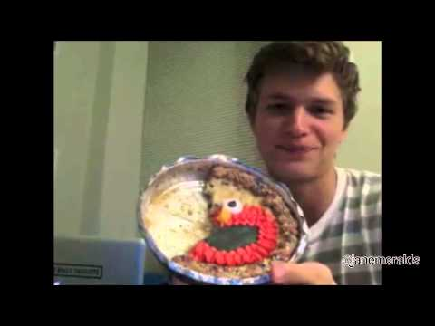 Ansel Elgort's Funny and Cute Moments #2