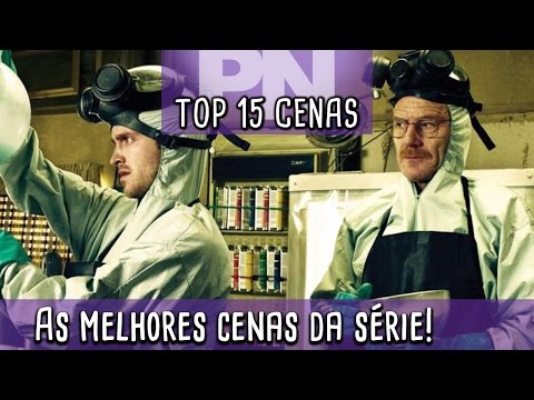 Pipoca e Nanquim #177 - Top 15 Cenas de Breaking Bad