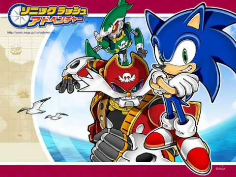 Sonic Rush Adventure:Boss-Deep Core(Mix Ver.)