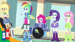 Rainbooms Rehearsal - My Little Pony: Equestria Girls - Rainbow Rocks