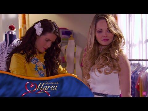 Simplemente María - Diana conoce a María