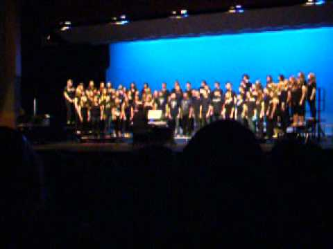 Kaukauna High School Choir 5/21/2012   #1