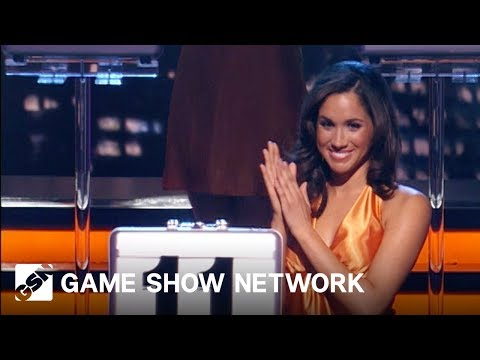 Meghan Markle has the Case! Deal or No Deal Game Show Network