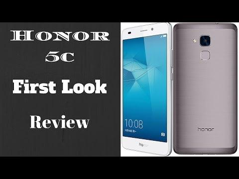 [Hindi - हिन्दी] Honor 5c Handson India Launch Price - 10999