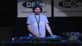 DJ Spell (New Zealand) - DMC World DJ Championship 2016