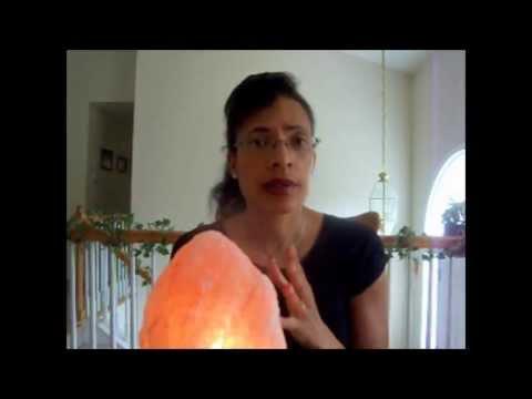 The Health Benefits of a Himalayan Salt Lamp