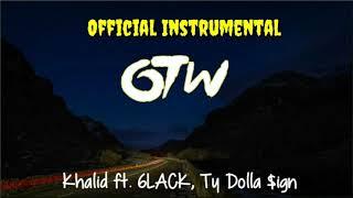 OTW - Khalid Official Instrumental