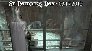 Batman: Arkham City - Story Teller Achievement Guide
