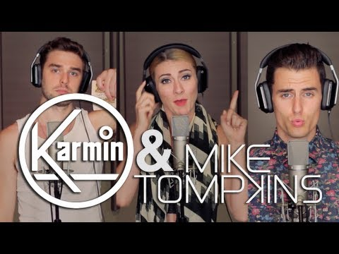 Karmin - Acapella - Mike Tompkins video